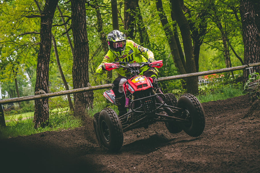 ATV Motorcycle 2018