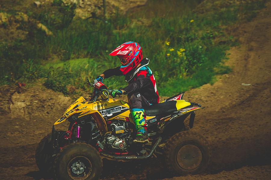 ATV Motorcycle 2017