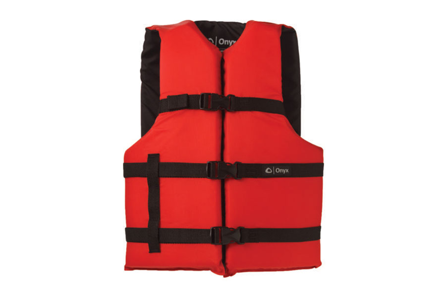 Life jacket model 2018