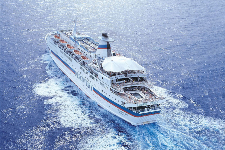Luxury yacht ocean PJ-45